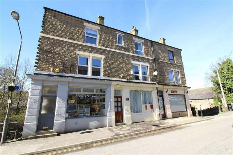 3 Bedrooms Terraced House for sale in Market Street, Hayfield, High Peak, Derbyshire