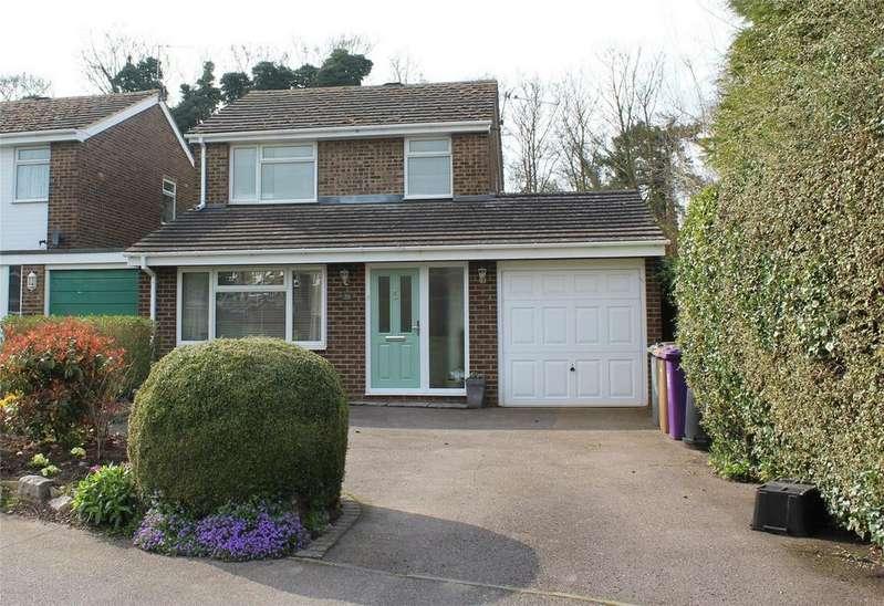 3 Bedrooms Link Detached House for sale in Anchor Road, Baldock, Hertfordshire