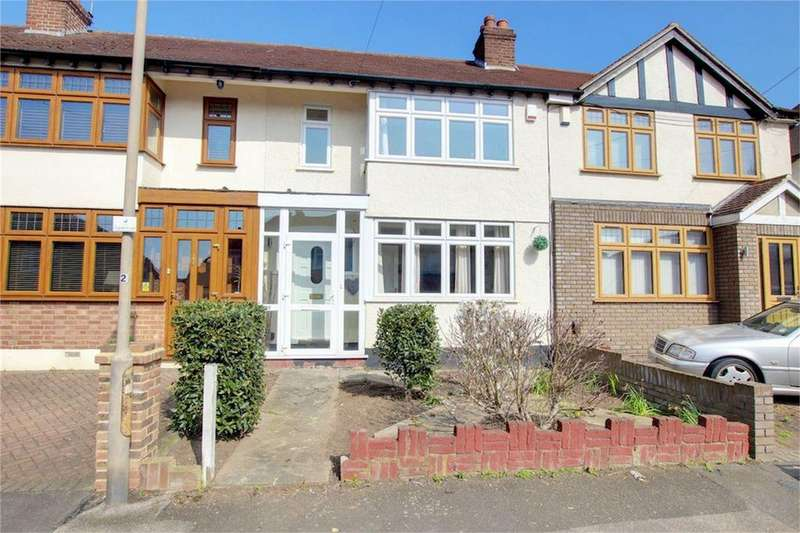 2 Bedrooms Terraced House for sale in South View Road, Loughton, Essex