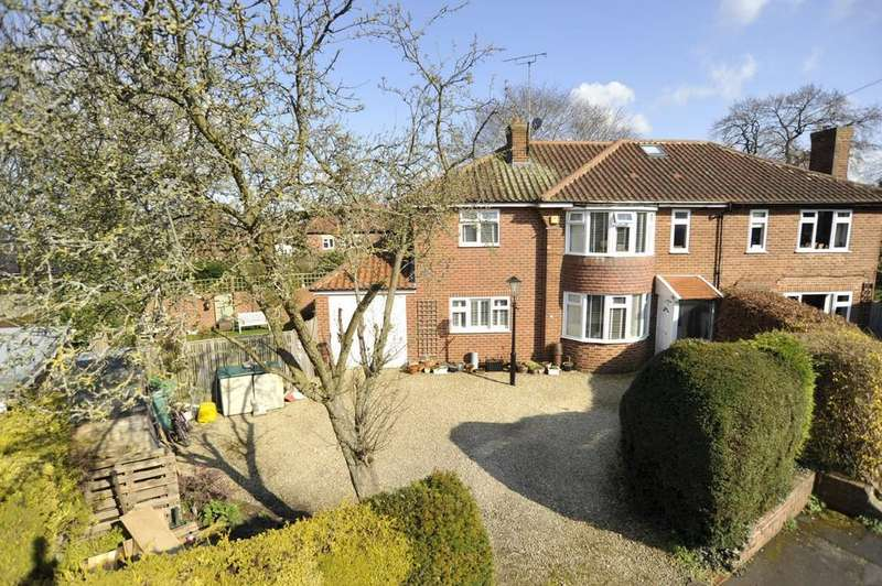 4 Bedrooms Semi Detached House for sale in The Avenue, Knaresborough