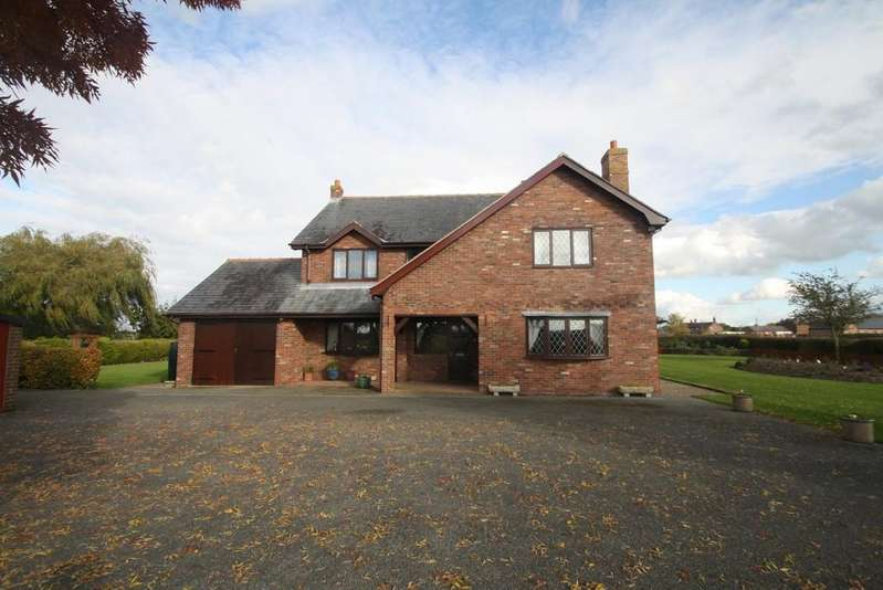4 Bedrooms Detached House for sale in Oak Tree House