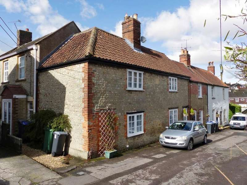 3 Bedrooms Semi Detached House for sale in Bread Street, Warminster