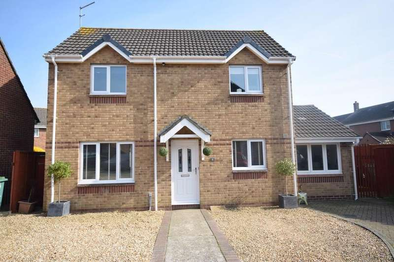 3 Bedrooms Detached House for sale in Nightingale Road, Newport