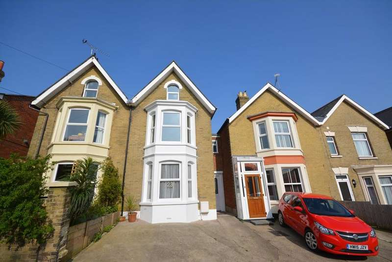 3 Bedrooms Semi Detached House for sale in Bellevue Road, Cowes