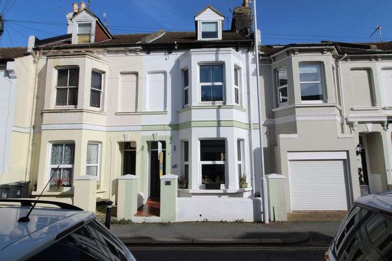 4 Bedrooms Terraced House for sale in Clifton Road, Worthing
