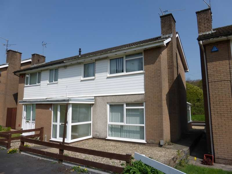 3 Bedrooms Semi Detached House for sale in Malpas Road, Newport