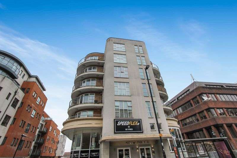 1 Bedroom Flat for sale in City Court - City Centre