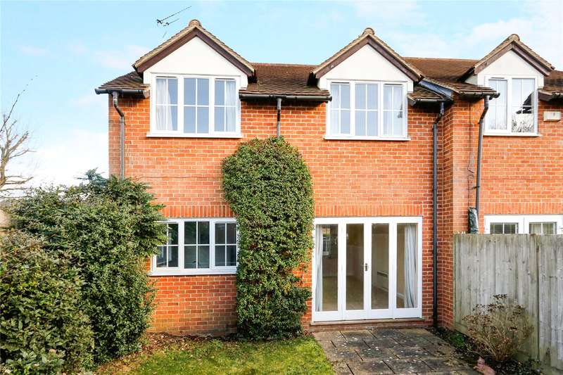 3 Bedrooms Semi Detached House for sale in Bisham Court, Bisham, Marlow, Buckinghamshire, SL7