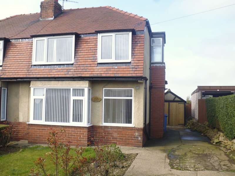 3 Bedrooms Semi Detached House for sale in Osgodby Lane, Scarborough, YO11