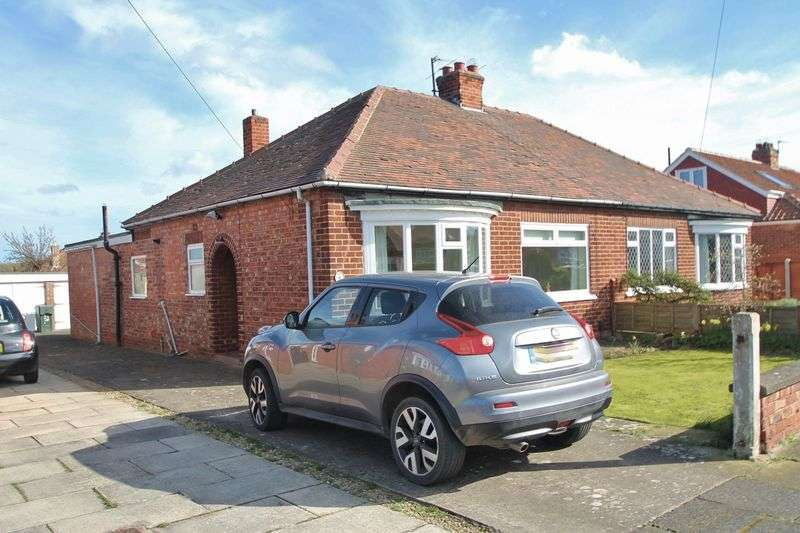 2 Bedrooms Semi Detached Bungalow for sale in Belmont Avenue, Brookfield