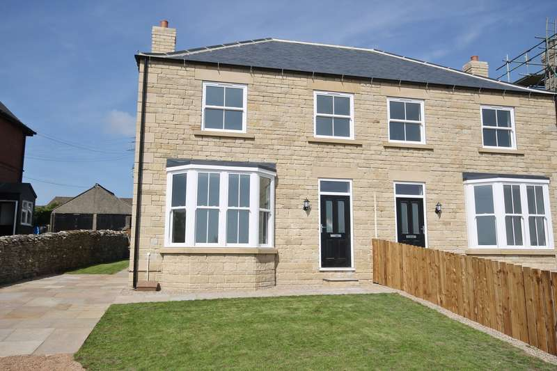 4 Bedrooms Semi Detached House for sale in Bellerby Road, Leyburn, North Yorkshire DL8 5JB