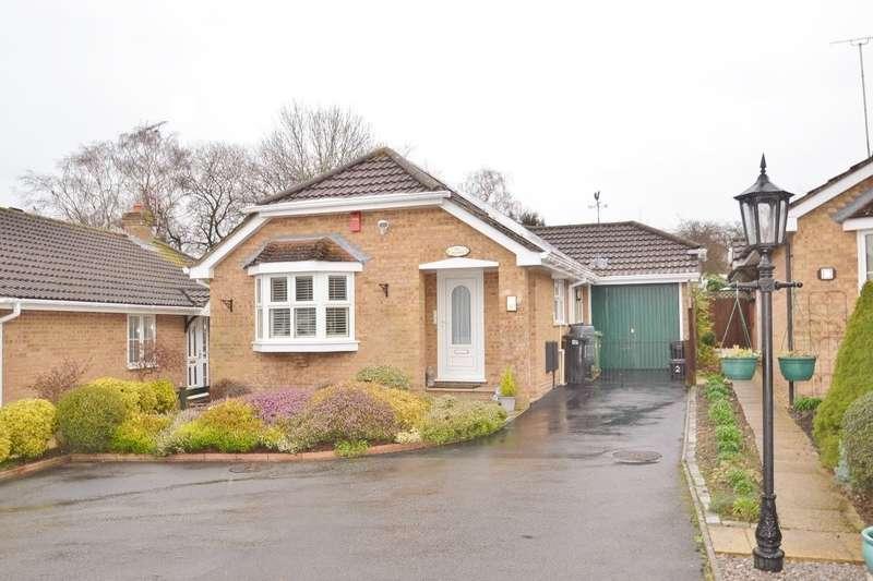 2 Bedrooms Detached Bungalow for sale in Bishopstoke