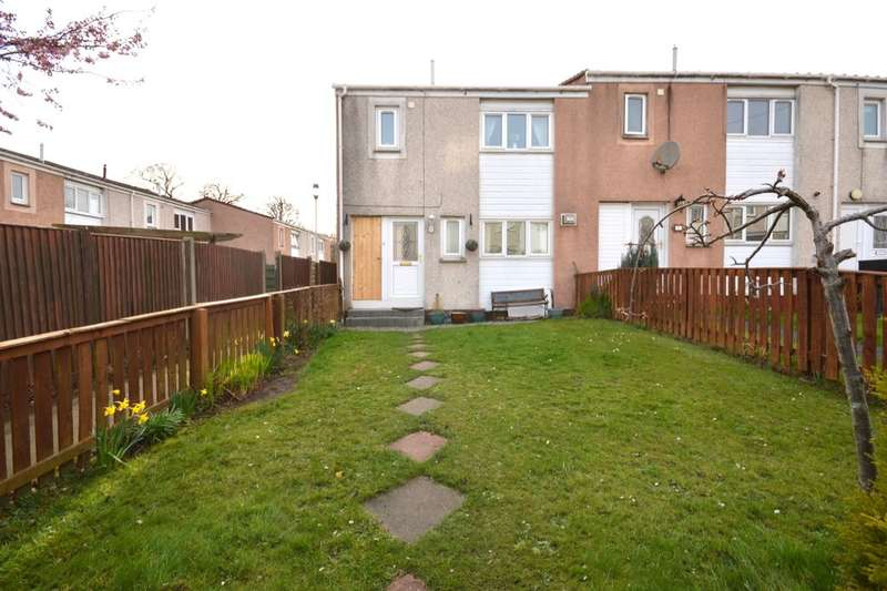3 Bedrooms Property for sale in Grampian Place, Rosyth, DUNFERMLINE, KY11