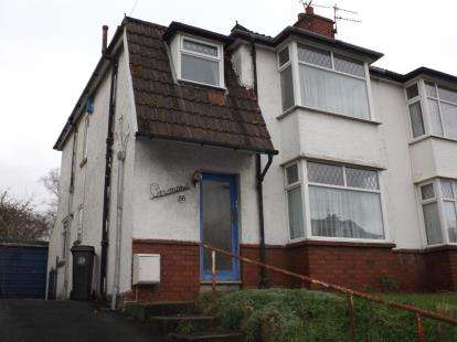 3 Bedrooms Semi Detached House for sale in Church Road, Bishopsworth, Bristol