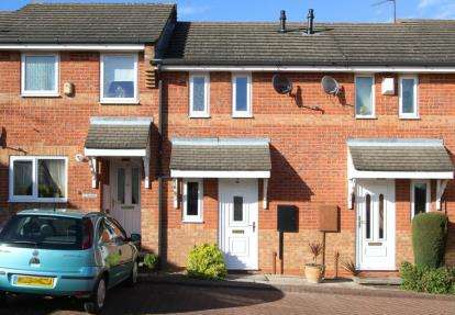 1 Bedroom Town House for sale in Deepwell Avenue, Halfway, Sheffield, South Yorkshire