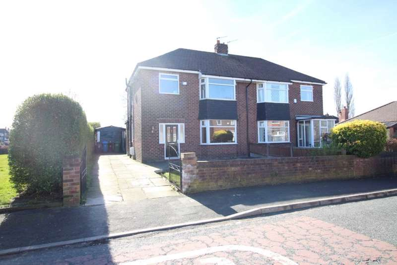 3 Bedrooms Semi Detached House for sale in Mabel Road, Failsworth
