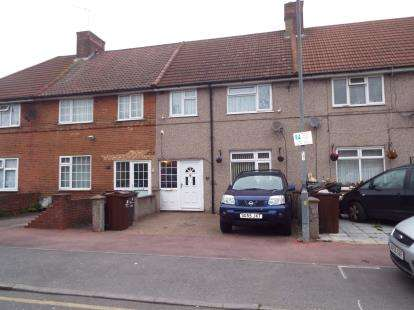 3 Bedrooms Terraced House for sale in Dagenham, Essex, .