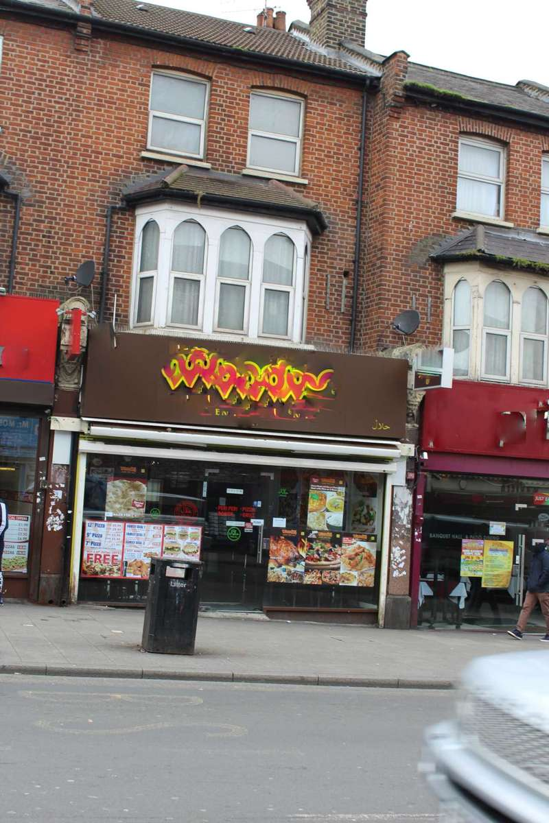 Restaurant Commercial for rent in High Street North, London