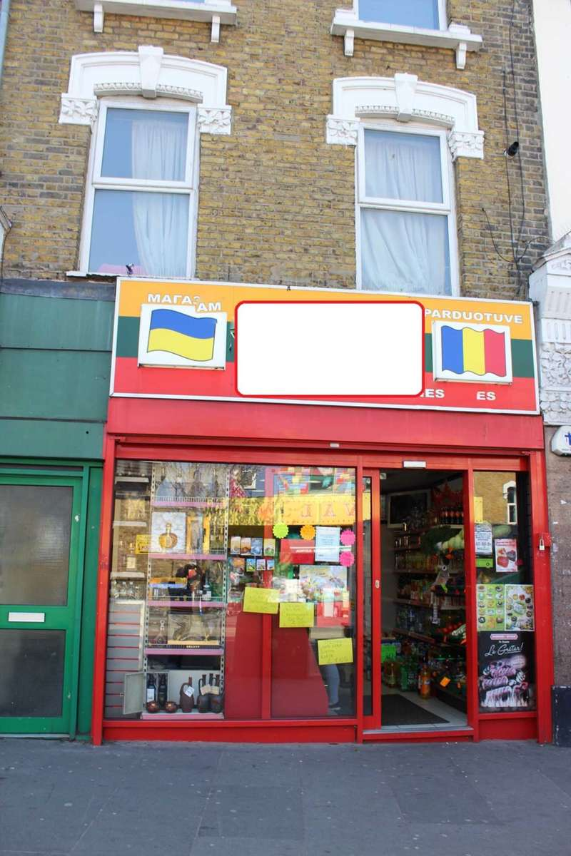 Retail Property (high Street) Commercial for sale in High Road Leyton, London