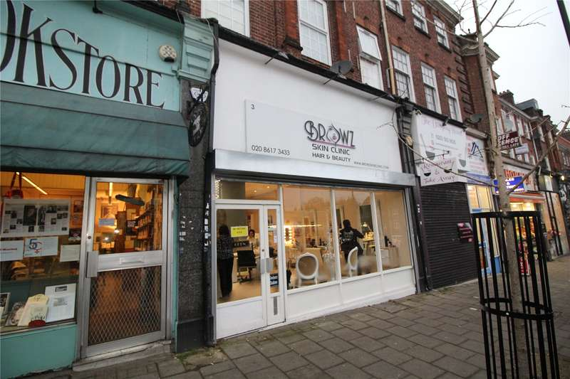 Retail Property (high Street) Commercial for sale in Ashbourne Parade, Finchley Road, London, NW11