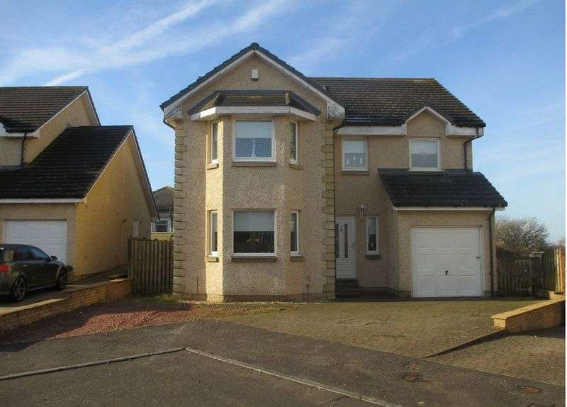 6 Bedrooms Detached House for sale in Henry Quadrant, Motherwell