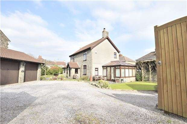 3 Bedrooms Cottage House for sale in Rose Cottage, Tower Road North, Warmley,BS30 8YE