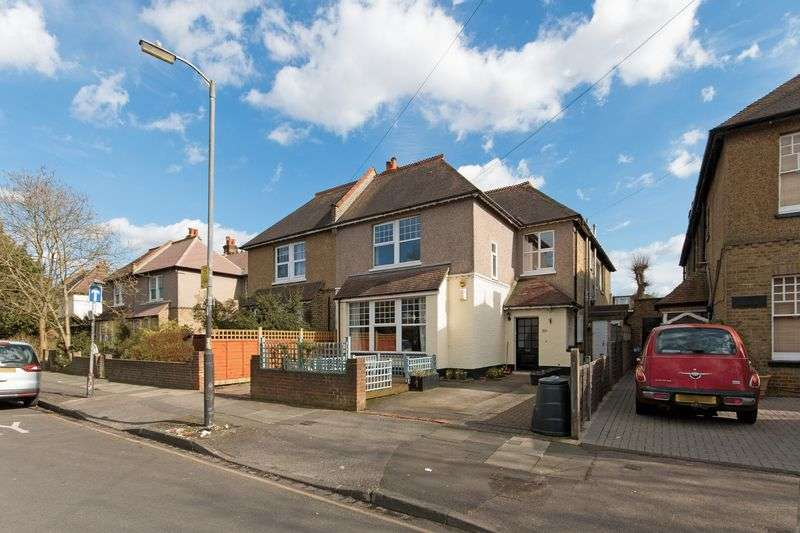 2 Bedrooms Terraced House for sale in Mitcham Park, Mitcham