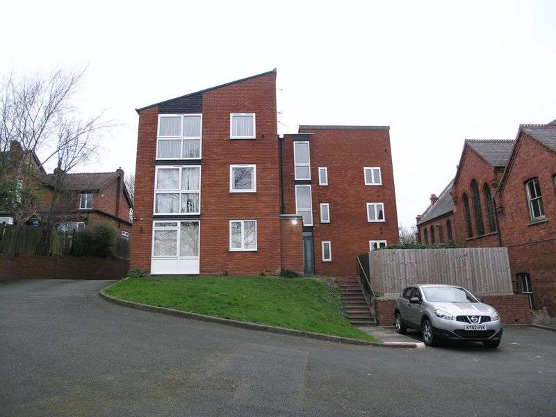 1 Bedroom Flat for sale in DUDLEY, Netherton, Church Road