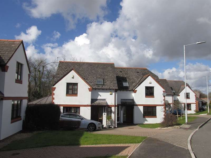3 Bedrooms Semi Detached House for sale in Bron Afon, Tircoed Forest Village, Swansea