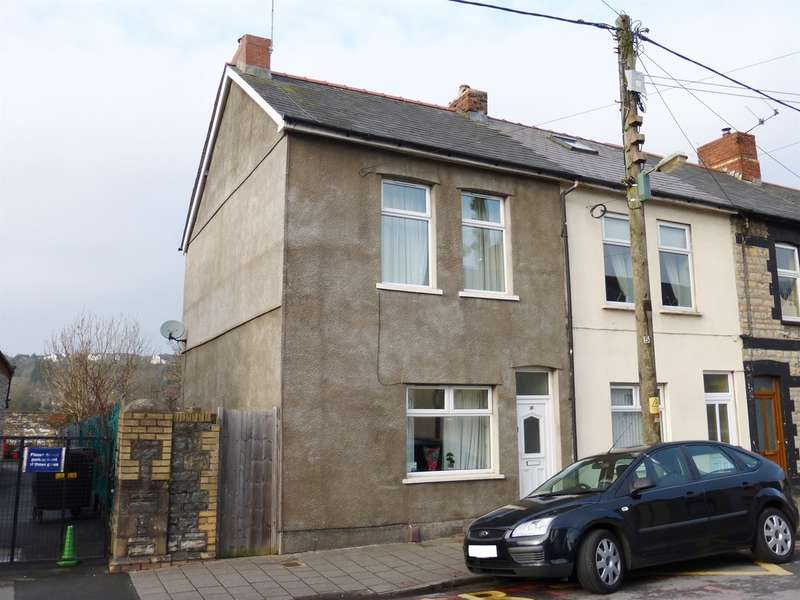 3 Bedrooms End Of Terrace House for sale in Pill Street, Penarth
