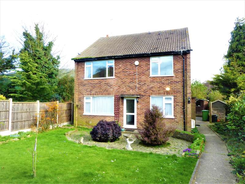 2 Bedrooms Maisonette Flat for sale in Inglewood Road, Barnehurst, Kent, DA7 6JR