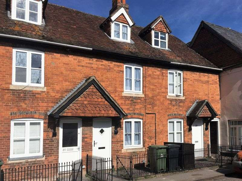 2 Bedrooms Terraced House for sale in Grove Street, Wantage