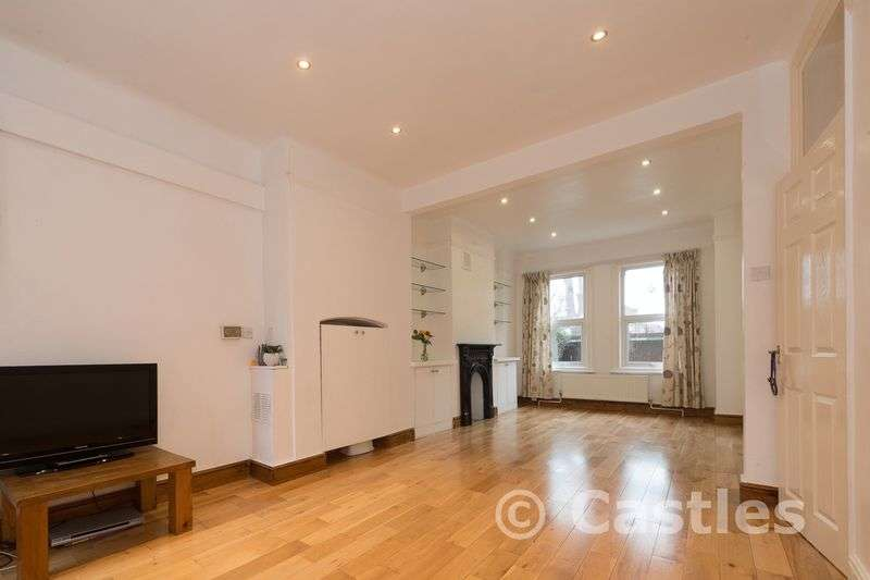 3 Bedrooms Terraced House for sale in Lymington Avenue N22