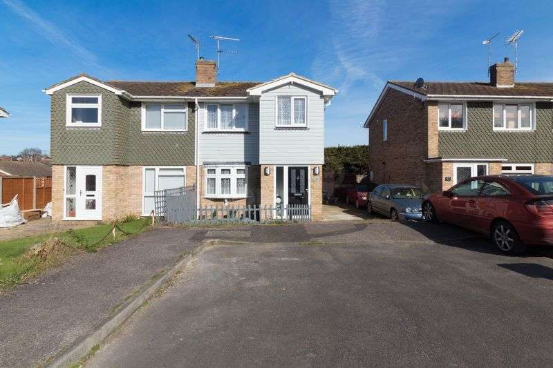3 Bedrooms Semi Detached House for sale in Nautilus Close, Minster