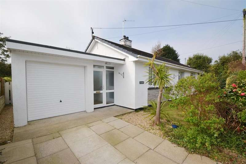 3 Bedrooms Detached Bungalow for sale in Mawnan Smith, Falmouth
