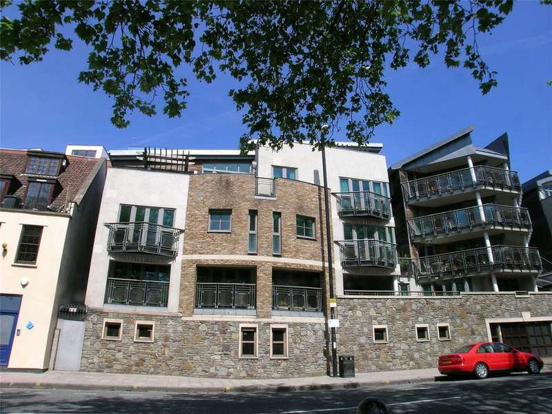 2 Bedrooms Apartment Flat for sale in Leading Edge, 80 Hotwell Road, Bristol, Somerset, BS8