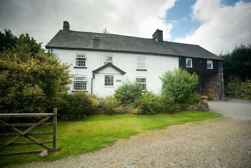6 Bedrooms Detached House for sale in Elan Valley, Nr Rhayader