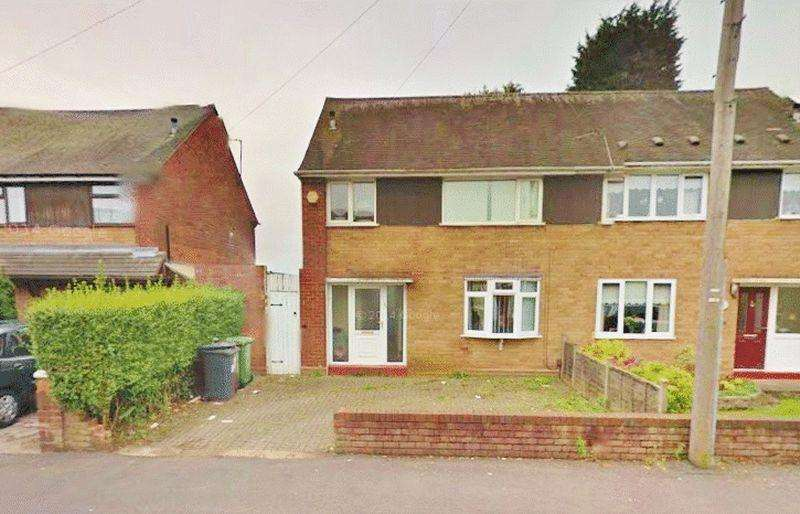 3 Bedrooms Semi Detached House for sale in Snape Road, Ashmore Park, Wolverhampton