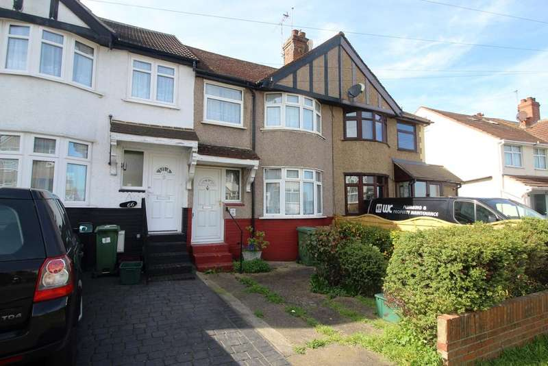 3 Bedrooms Terraced House for sale in Collindale Avenue Erith DA8