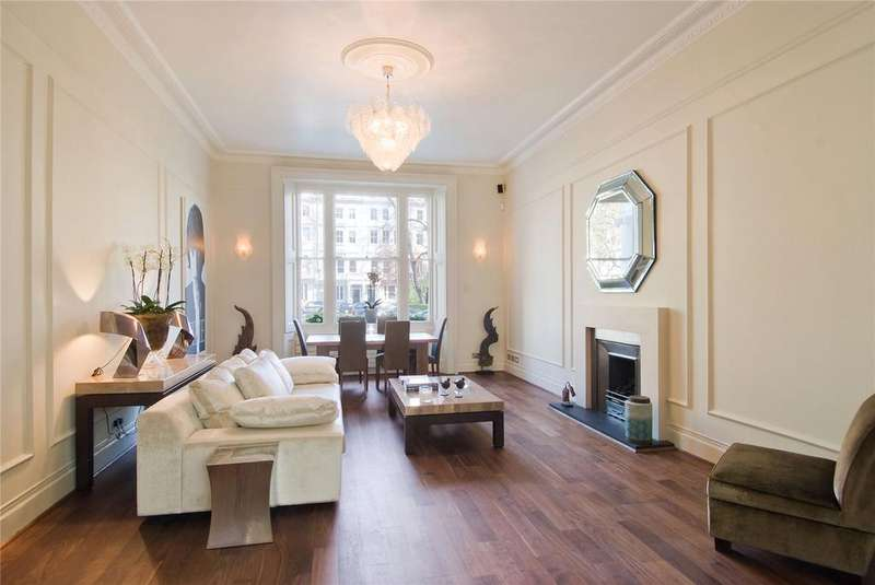 3 Bedrooms Apartment Flat for sale in Cornwall Gardens, London, SW7