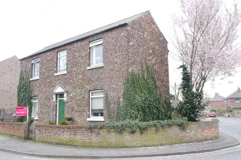 3 Bedrooms Detached House for sale in Cowick Road, Snaith