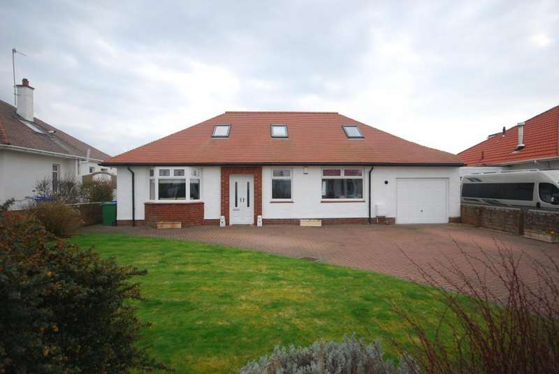4 Bedrooms Detached Bungalow for sale in 8 Hillhouse Road, Troon, Barassie, KA10 6SY