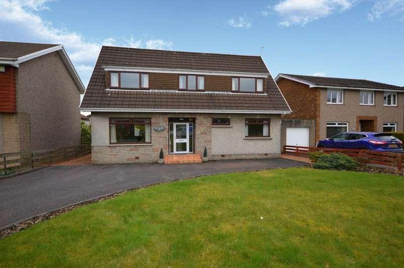 3 Bedrooms Detached Villa House for sale in 148 Boghead Road, Lenzie, Glasgow, G66 4EN