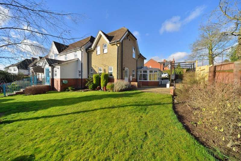 3 Bedrooms Semi Detached House for sale in Whichcote Avenue, Meriden