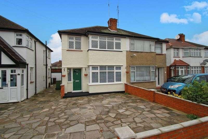 3 Bedrooms Semi Detached House for sale in Tintern Way, Harrow