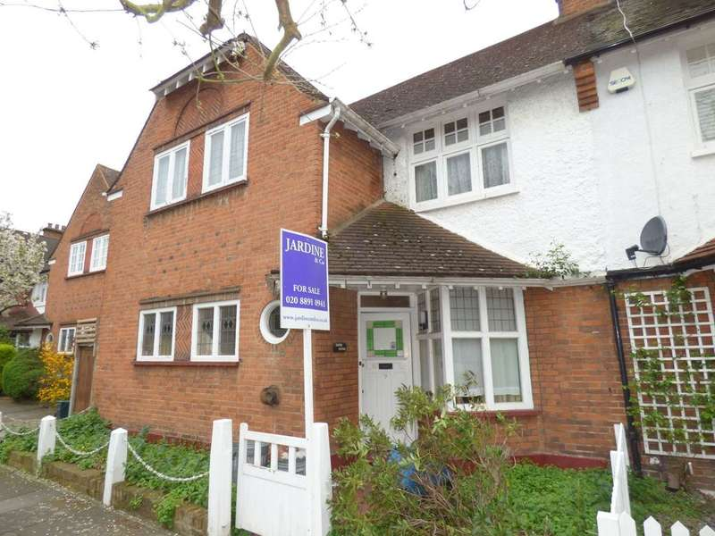 4 Bedrooms Semi Detached House for sale in HOLMESDALE AVENUE, EAST SHEEN