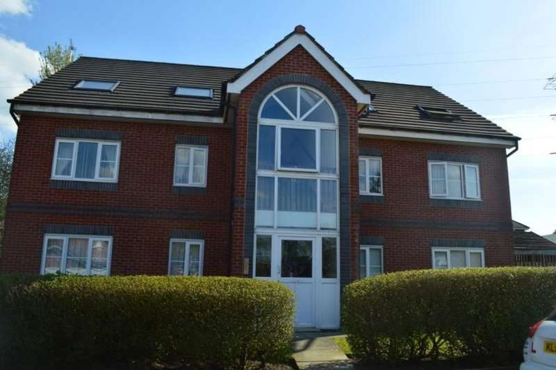 2 Bedrooms Flat for sale in Johnson Street, Atherton, Manchester, M46