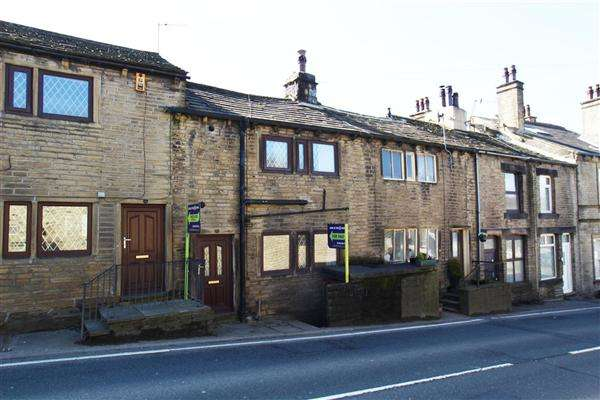 2 Bedrooms Cottage House for sale in Burnley Road, Mytholmroyd, Hebden Bridge