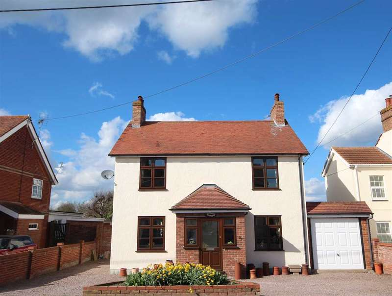 4 Bedrooms Detached House for sale in Landermere Road, Thorpe-Le-Soken