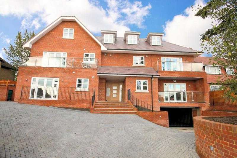 2 Bedrooms Apartment Flat for sale in Elms Road, HARROW